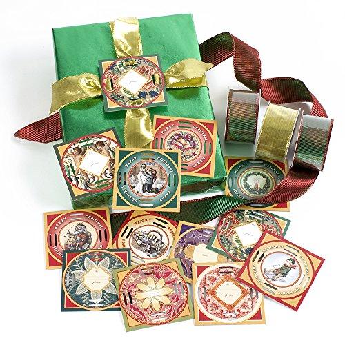 Fobbie Christmas Gift Wrap Set