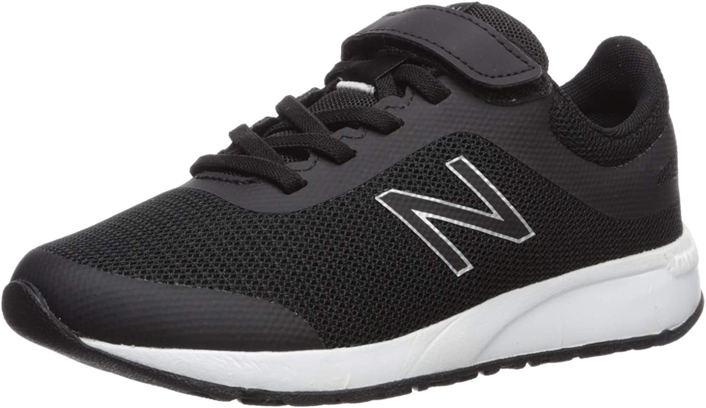 New Balance Unisex-Child 455v2 Hook and Loop Running Shoe