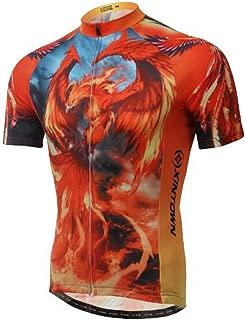 Xinzechen Cycling Jersey Short Sleeve Breathable