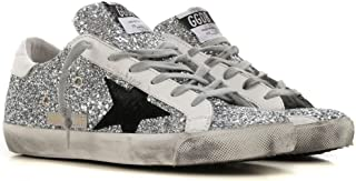 Golden Goose Metallic Superstar Women Sneaker G34WS590.O15