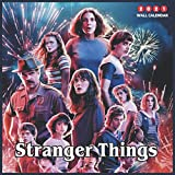 "Stranger Things 2021 Wall Calendar: Stranger Things Netflix TV Show 2021 Wall Calendar 8.5"" x 8.5"" glossy finish"