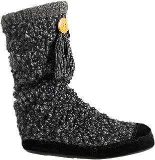 Women's Jam Tassel Boot Slippers