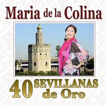 Sevillanas de Oro de María de la Colina