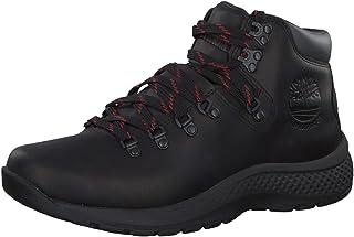 حذاء برقبة طويلة للرجال من Timberland Flyfoam Trail مقاوم للماء متوسط الحجم بني