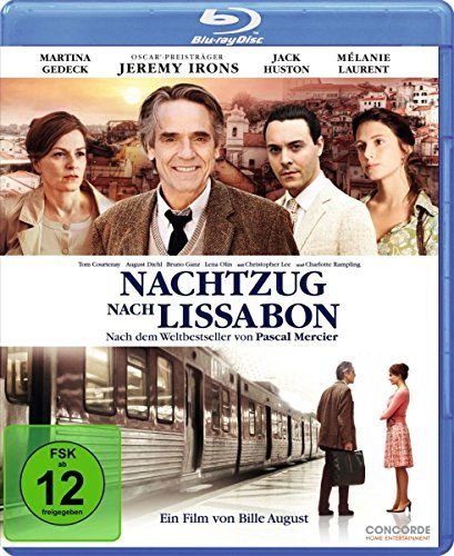 Night Train to Lisbon ( ) (Blu-Ray)