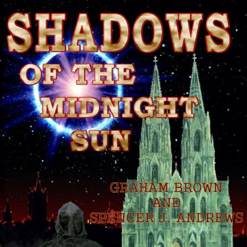 Shadows of the Midnight Sun audiobook cover art