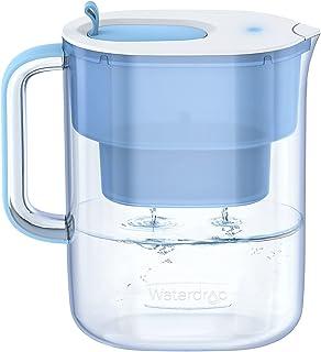 Waterdrop de 3.5L Pichet de Filtre à Eau avec Filtre 1x90 Jours, NSF Certifié, sans BPA, Réduit le Plomb, le Fluorure, le ...