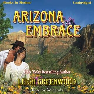 Arizona Embrace audiobook cover art