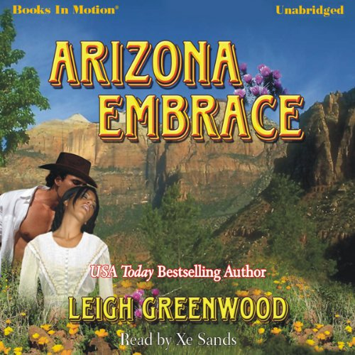 Arizona Embrace audiobook cover art