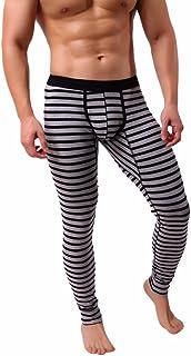 Pingtr Mens Thermal Underwear Long Johns/Pants (Standard Range)