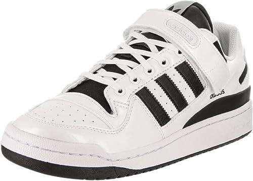 Adidas Originals Uomo Forum Lo Footwear bianca Core nero oro Mettuttiic 10 D US
