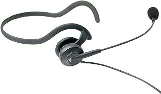 VXi 202783 Tria V سماعة أذن أحادية قابلة للتحويل مع ميكروفون N/C