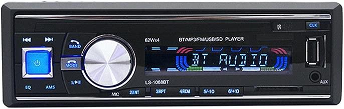 24v Estéreo Radio FM MP3 / MP4 / MP5 Bluetooth Manos Libres USB / SD de Coche