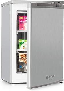 KLARSTEIN Garfield XXL Eco - Congélateur, classe d'efficacité énergétique A ++, volume total de 81 l, 3 boîtes transparent...
