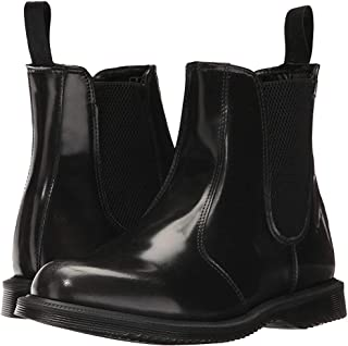 Dr. Martens Womens Flora Chelsea Boot Brown Size: