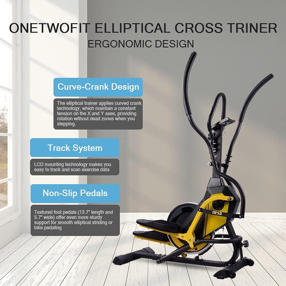 ONETWOFIT Crosstrainer Eleganse