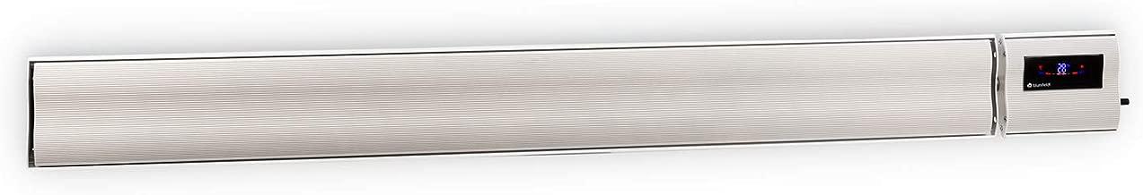Blumfeldt Cosmic Beam Plus - Radiador infrarrojo, Calefactor