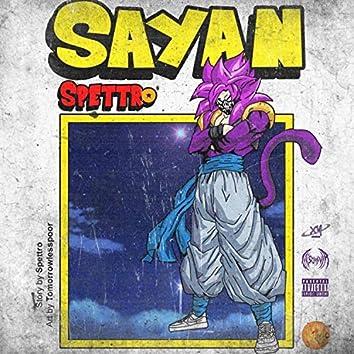 Sayan (feat. MatFire)