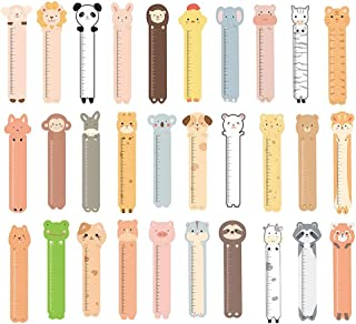 Cute Animal Funny Bookmarks for Kids Teens Boys Girls,30PCs,You Look So Cute