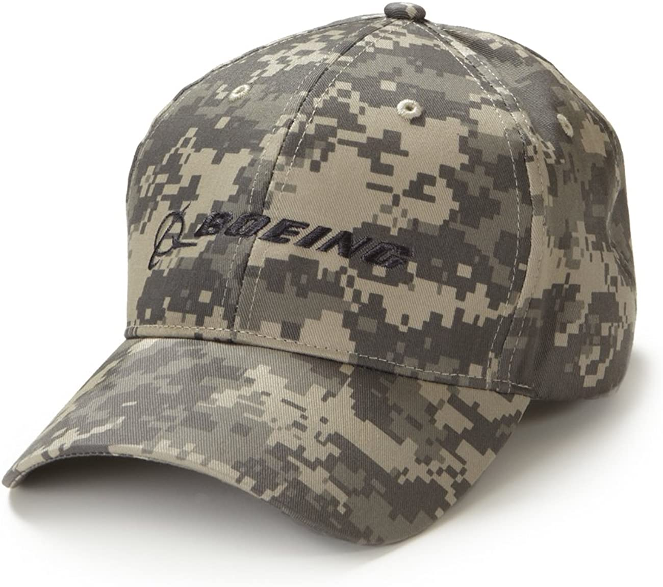 Digital Camo Boeing Logo Hat