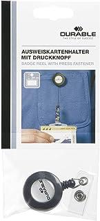 Durable 822658 Porte-cartes d'identité Jojo, 1 pièce, anthracite