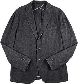[54] [TAGLIATORE] タリアトーレ ジャケット メンズ 秋冬 グレー 灰色 34UIT048 大きいサイズ [11445] [並行輸入品]