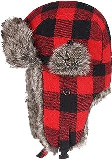 47c44c231 Amazon.com: Reds - Bomber Hats / Hats & Caps: Clothing, Shoes & Jewelry