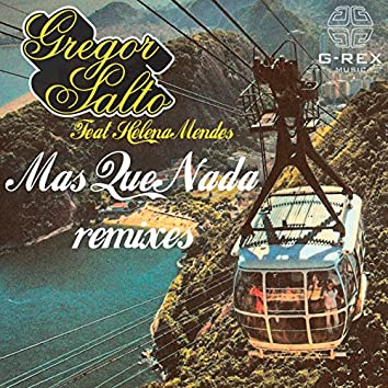 Mas Que Nada Remixes