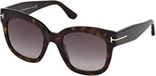 Tom Ford Women's Sunglasses - FT0613-52T 52-22-140mm, Size 140 mm