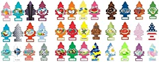 Little Trees Home and Car Air Fresheners 36 Pack Assorted Pack Ultra Rare Scents