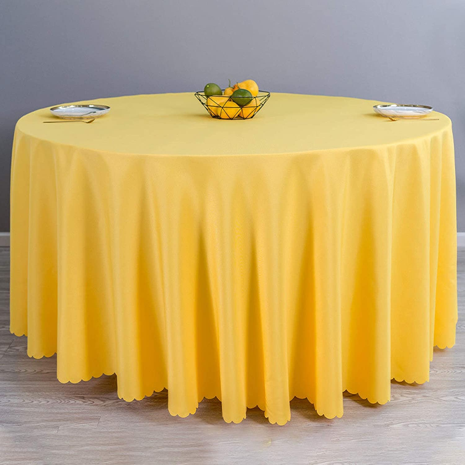 Max 61% OFF Tablecloths Tablecloth Cotton Linen Wrinkle-Free New Orleans Mall Em Washable