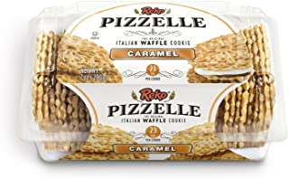 Reko Dulce De Leche Pizzelle Cookies (Case of 12)