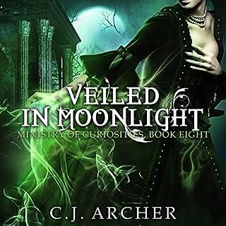 Veiled in Moonlight cover art