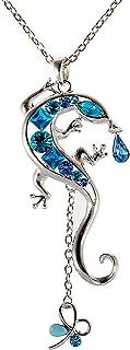 Best lizard necklace pendant Reviews