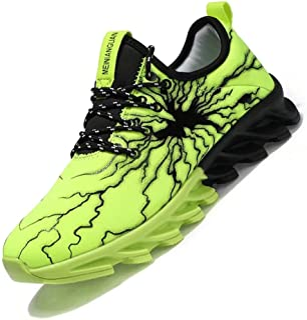 کفش ورزشی زنانه MEINIANGUAN کفش بدون لغزش برای دویدن کفش های تنیس مخصوص پیاده روی تنیس برای پسران دختران