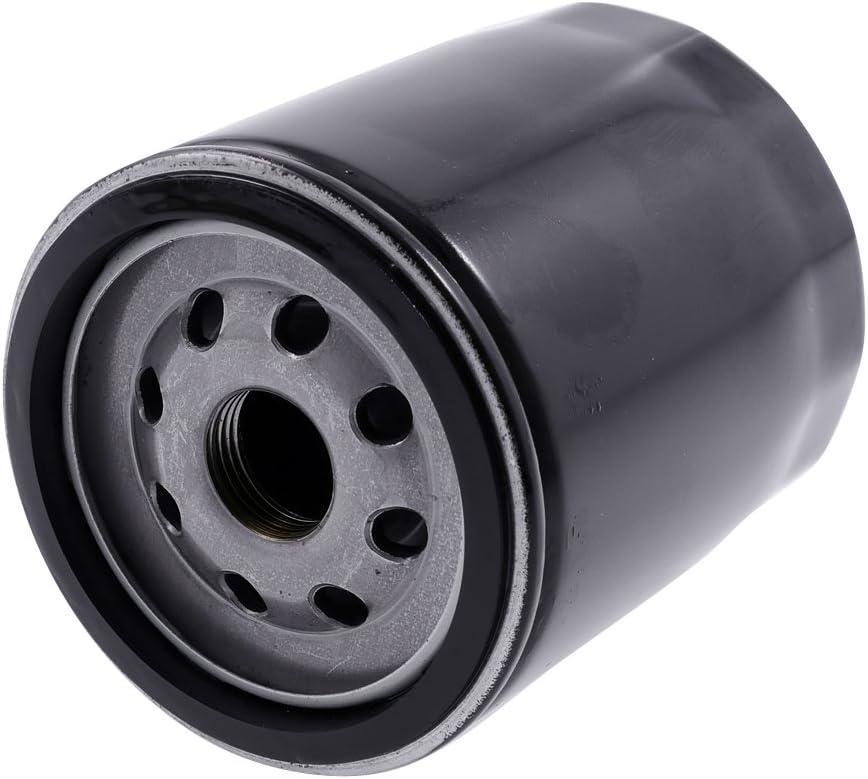 Hiflofiltro Ölfilter Kompatibel Für Harley Davidson Xl 1200 X Sportster Forty Eight Xl2 2013 67 Ps 49 Kw Auto