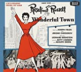 "album cover: ""Wonderful Town:"
