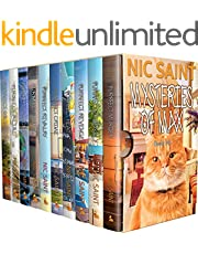 The Mysteries of Max: Books 1-10 (The Mysteries of Max Big Box Sets Book 1)