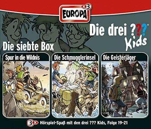 Die Drei? Kids 07/3er Box (Folgen 19-21)