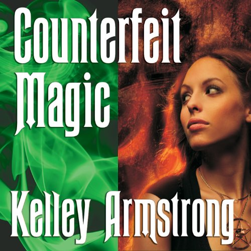 Counterfeit Magic audiobook cover art
