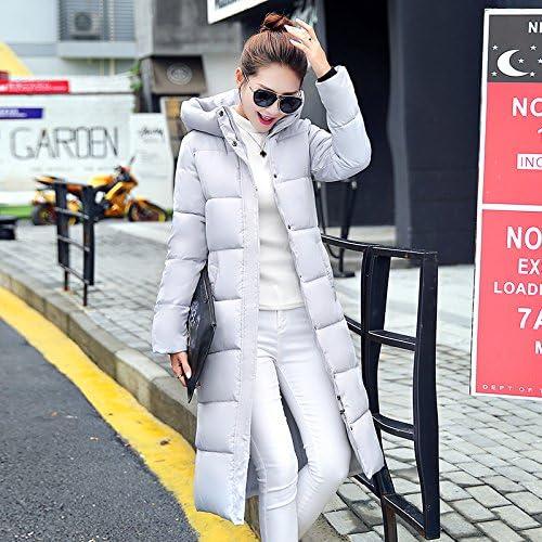 Xuanku Plume Femmes Manteau De Coton Code De Coton était Trop Longue Robe Genou épaisse Vestel,rouge