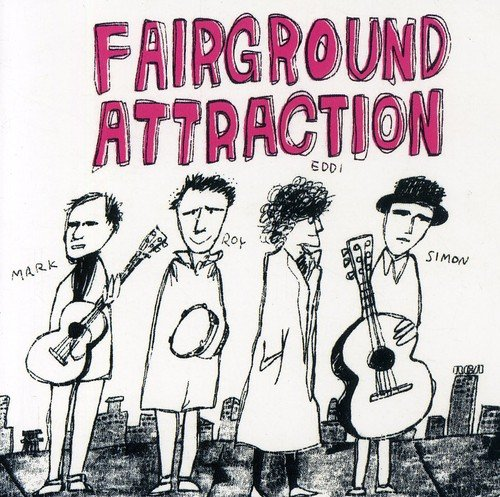 Very Best of Fairground Attrac [Import Anglais]