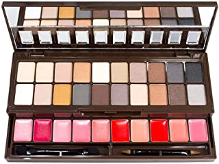 NYX Professional Makeup Nude on Nude Palette (20 eyeshadow Plus 10 lip