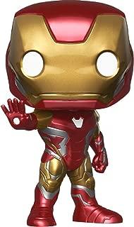 Funko Pop! Marvel Avengers: Endgame Iron Man Exclusive Vinyl Bobble-Head Figure