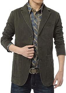 Amazon.es: Verde - Chaquetas de traje y americanas / Trajes ...