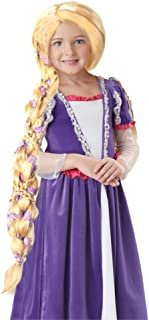 California Costumes Rapunzel Wig with Flowers