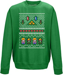 Hyrule Christmas, Adults Sweatshirt