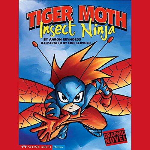 Insect Ninja audiobook cover art