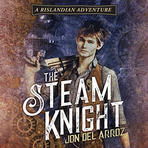 The Steam Knight cover art