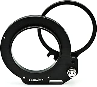CamDive 67mmm to 67mm flip adapter